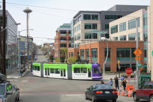South_Lake_Union_Streetcar_with_First_Tech_Credit_Union_advertising